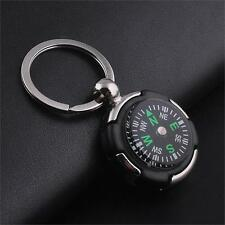 I-Gadgets Alloy Cool Compass Metal Keychain