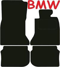 Calidad de lujo a medida Alfombrillas De Coche BMW 5 Series F11 2010-2013 ** negro **