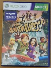 Kinect Adventures (Microsoft Xbox 360, 2010) game FAST SHIPPING
