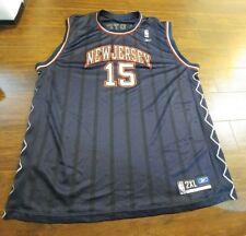 Reebok Vince Carter New Jersey Nets Jersey size XXL
