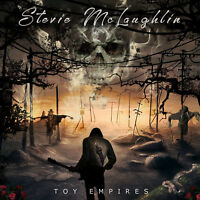 STEVIE MCLAUGHLIN - Toy Empires CD 2018 Melodic Progressive Hardrock Sandstone