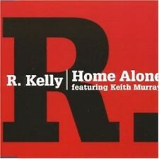 R. Kelly Home alone (1998, & Keith Murray) [Maxi-CD]