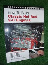 Come creare classico HOT ROD V-8 V8 MOTORI MANUALE FORD piatto 60hp Chevy 348 409