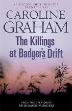 The Killings at Badger's Drift: A Midsomer Murder..., Graham, Caroline Paperback