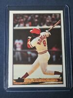 RARE 1978 SSPC JOE MORGAN Cincinnati Reds Baseball Card #121 MINT Free Shipping!
