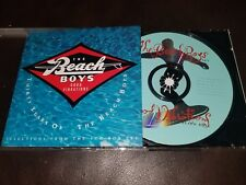 Good Vibrations Beach Boys USA CD Selections from promo DPRO-79728 CAPITOL 1993