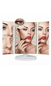 Nestling Makeup Mirror LED Lights, 21 LED Lights Vanity Cosmetic Mirror