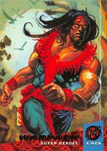 WARPATH / X-Men Fleer Ultra 1994 BASE Trading Card #23