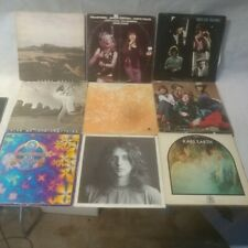 13 CLASSIC ROCK Vinyl Record LP Lot THE WHO ROLLING STONES TRAFFIC MOODY BLUES