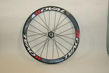 Oval Concepts 946CX 700c Carbon Tubular Rear Wheel Disc 8/10 spd 24h 9x135mm R45