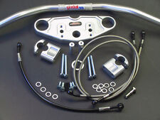Abm Superbike Handlebars Conversion - Kit for Yamaha FZR 600 89-93