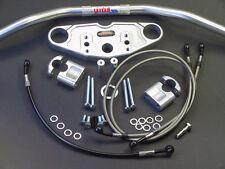 Superbike  Lenker Umbau - Kit für YAMAHA FZR 600 89-93  Neuteile