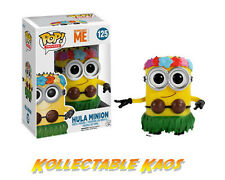 Despicable Me 2 Pop! Vinyl Figure - Hula Minion