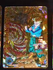 DRAGON BALL Z GT DBZ HEROES GALAXY MISSION CARD PRISM CARTE HG10-CP4 CP JAPAN NM