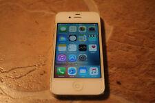 Apple iPhone 4s - 16GB - Weiß (Ohne Simlock) A1387 - display sehr gut