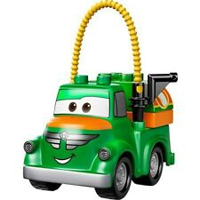 LEGO - Duplo Vehicle - Tank Truck with Planes Chug Pattern - Bright Green