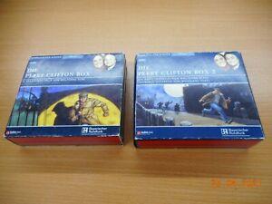 CD Die Perry Clifton Box 1 und 2