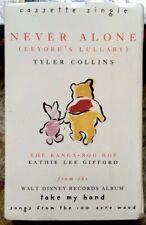 Never Alone (Eeyore's Lullaby) & The Kanga-Roo Hop 1995 Cassette Single Disney