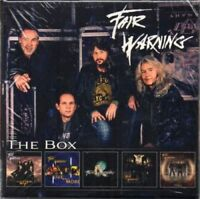 Fair Warning - The Box - 5 CD - Neu / OVP