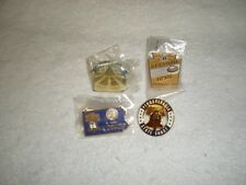 Pennsylvania Trapshooting Pin Lot (4) All Different