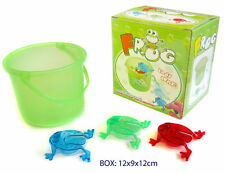 New Kid's Jumping Frogs Game - Family Fun, Educational & Challenging Board Game