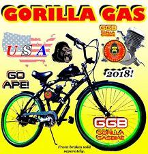 "48cc 49cc 50cc 66cc/80cc 2-STROKE motorized bike KIT WITH 26"" Cruiser Bike"