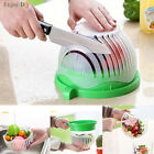 Salad Cutter Bowl Perfect Fruit Vegetable Slicer Easy Washer Chopper 60 Second