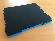Koffereinlage Hart-Schaumstoff Tanos FESTOOL systainer³ M grau-blau 30mm