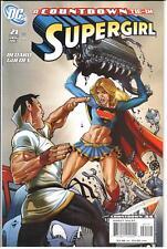Supergirl (2005) #21 November 2007 DC NM- 9.2