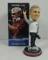 Frank Beamer Bobblehead Virginia Tech Salem Red Sox Limited Edition Giveaway