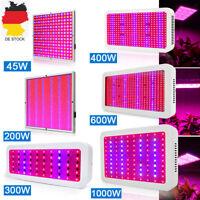 45W-1000W LED Grow Light Vollspektrum Pflanzen Lampe Wachsen Licht Blumen Gemüse