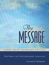 Message Bible by NavPress (Hardback, 2007)