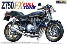 Aoshima 1/12 BIKE Kawasaki Z750FX Full Tune Plastic Model Kit