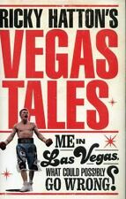 Ricky Hatton's Vegas Tales, Hatton, Ricky, New Books