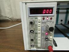 Tektronix Dc 503 Plug In Universal Frequency Counter 500 Series