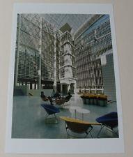 The World Bank Group Building Atrium POSTCARD Washington DC USA Headquarters