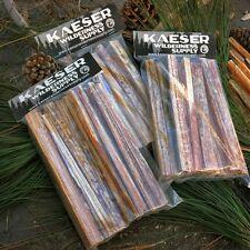 3 lbs Fatwood Fire Starter Sticks 7 3/4in Long All Natural Kindling Steve Kaeser