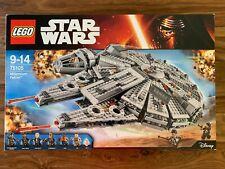 Lego Star Wars 75105 Millenium Falcon (Faucon Millenium) (NEUF / SCELLÉ)