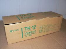 Kyocera Originaltoner BLACK TK-12 Toner Kit FS 1550/1600/3400/3600/6500