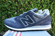 NEW BALANCE 996 SZ 10 AGE OF EXPLORATION MADE IN USA NAVY PIGMENT M996DPLS