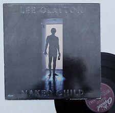 "Vinyle 33T Lee Clayton ""Naked child"""