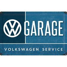 Blechschild 24008 - Volkswagen / Vw Garage - 40X60 cm - Neu