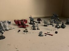 SPRING SALE! Warhammer 40k Tau Empire Army Riptide Broadside Commander Hero lot