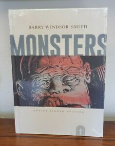 BARRY WINDSOR-SMITH MONSTERS ARTIST SIGNED EDITION Sealed 10.0 GEM MINT