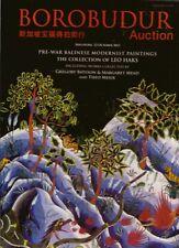 BOROBUDUR Pre-War Bali Modernist Paintings Haks Coll Auction Catalog Indonesia