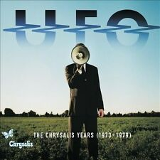 The  Chrysalis Years: 1973-1979 [Box] by UFO (CD, Jul-2011, 5 Discs, EMI)