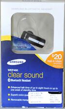 Samsung WEP460 Bluetooth Headset Brand New