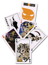 Soul Eater Anime Poker Playing Cards GE-2026