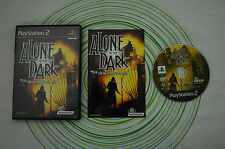 Alone in the dark the new nightmare ps2 pal