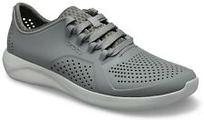 Crocs Mens LiteRide Pacer Trainer Charcoal Grey
